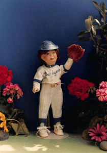 [Beverly Mosier] Dolls & Poems - Birthday