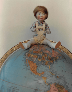 [Beverly Mosier] Dolls & Poems - Michael