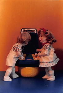 [Beverly Mosier] Dolls & Poems - Starcade