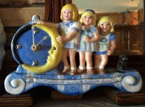 Beverly Mosier - Clock - Christiansen Sisters