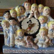 Mosier Clan Clock