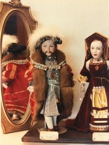 Beverly Mosier - Doll Making - complete dolls