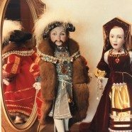 King Henry VIII and Queen Catherine of Aragon